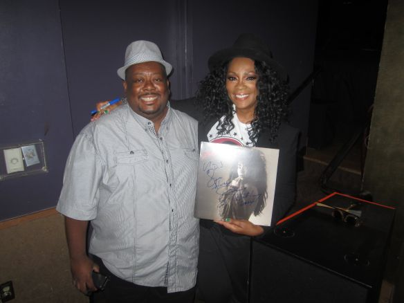 © 2014 Jody Watley Pictured with D.J. Wainwright