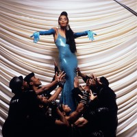 Jody Watley Classic Photo of The Day. Celebrating Josephine Baker.