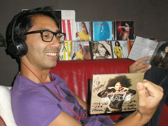Jeffrey Muskiat from the  Netherlands adds Paradise to his Jody Watley Collection