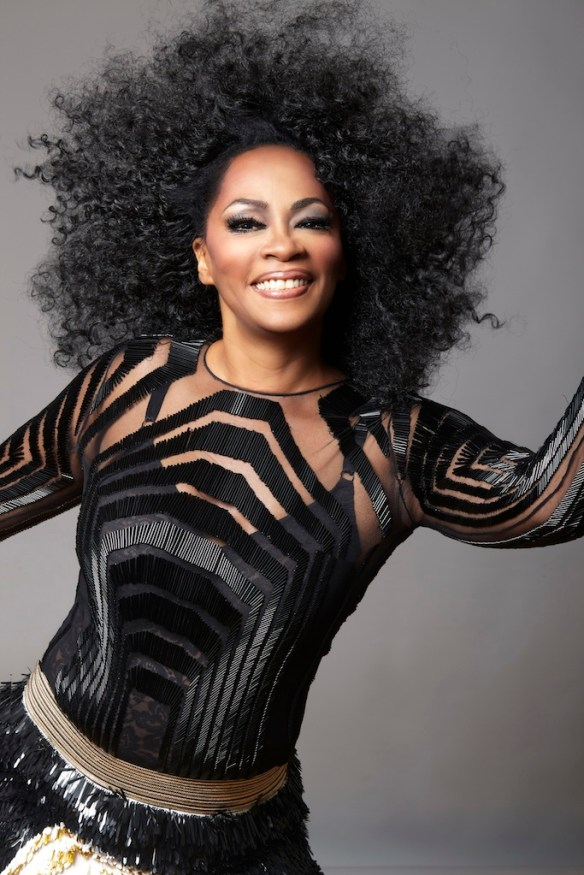 Jody Watley Photographed by Albert Sanchez