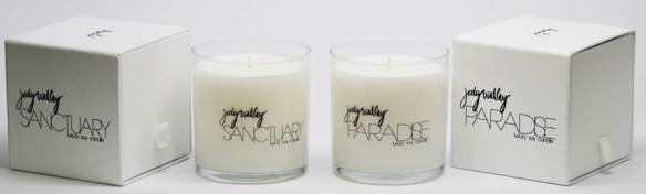 Jody Watley Paradise Luxury Soy Candle Collection
