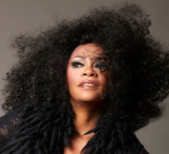 Jody Watley. Photography Albert Sanchez