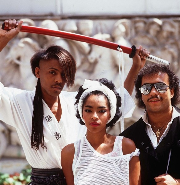 SHALAMAR - 1983