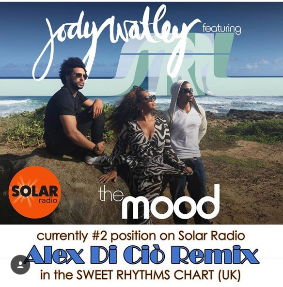 Jody Watley ft SRL Sweet Rhythms Number 2