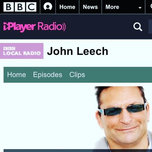 John Leech The Soul Show BBC Essex