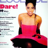 Jody Watley - Essence Magazine Cover. Classic Image of The Day.