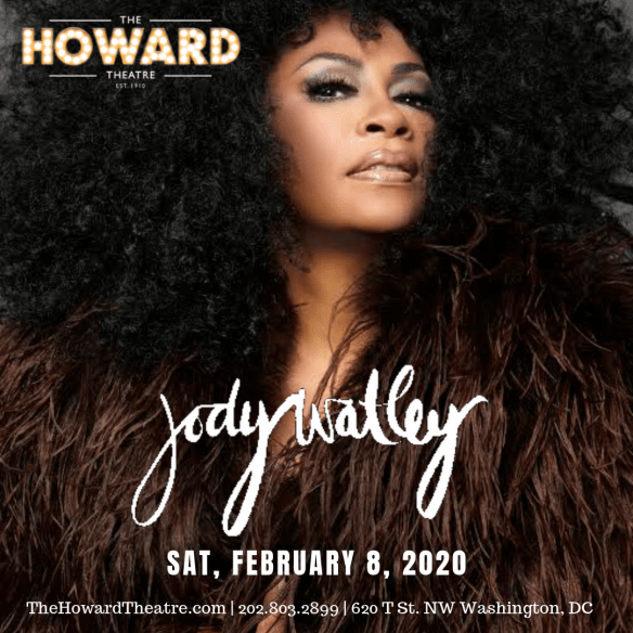 Jody Watley IG Square Howard Theatre 2020