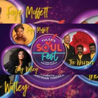 Jody Watley - New Date Announcement. Soulfest Tulsa