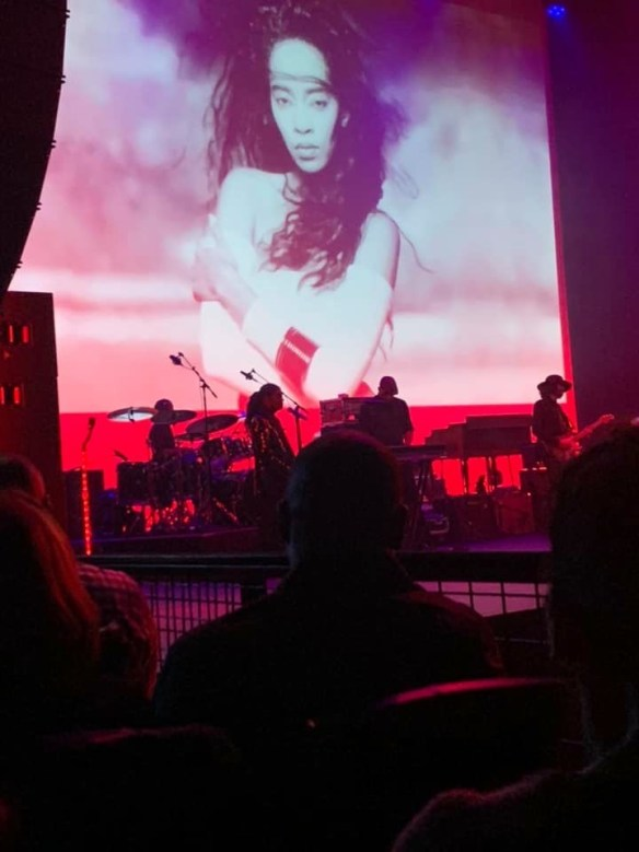 Jody Watley Backdrop Sound Board Detroit