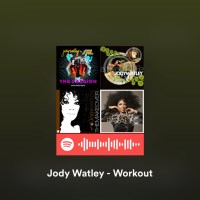 Jody Watley. NEW Spotify Workout Playlist and Weekly Update.