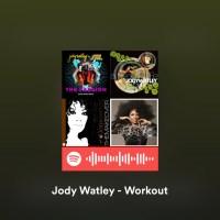 Jody Watley. NEW Spotify Workout Playlist and Weekly Update.