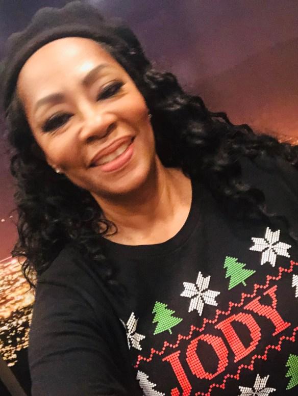 Jody Watley Christmas Logo Tshirt