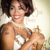 Jody Watley. Photo of The Day. American Music Awards 1992.