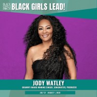 Jody Watley, Grammy Winning, Trendsetting Pioneer Join Michelle Obama, Kamala Harris, Sheila E, Missy Elliot, MC Lyte, and Many More at 2020 Black Girls Rock! Black Girls Lead Virtual Conference The Incredible Line-up of Panels, Keynotes, Workshops, and Master Classes Featuring Prominent Black Women will be an Unforgettable Event.