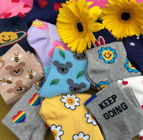 positive socks