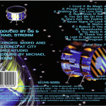 2001 OG & the forbidden groove species, CD-TrayCover