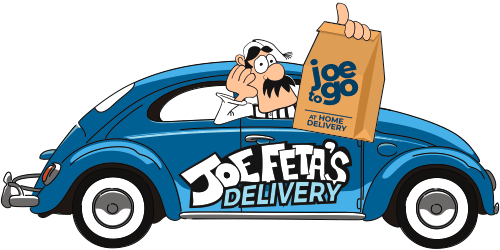 Joe Feta's Delivery