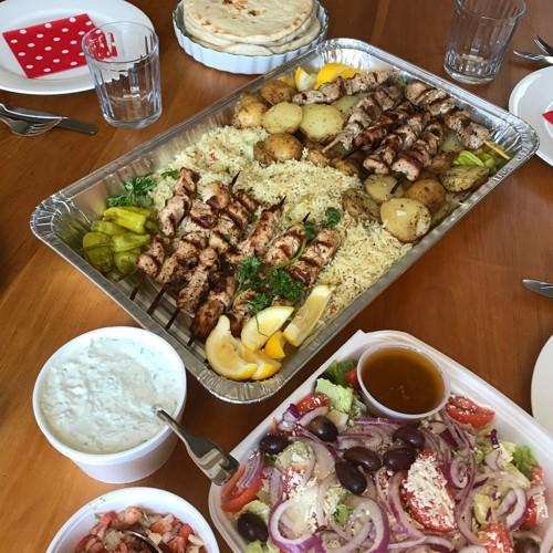 Joe Feta Family Feast for 4