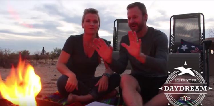 The Top 3 RV YouTube Channels. RV YouTube Channel no. 2: Keep Your Daydream - KYD