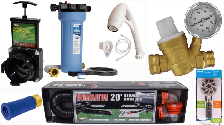 7 Must Have Plumbing Accessories For RV Living
