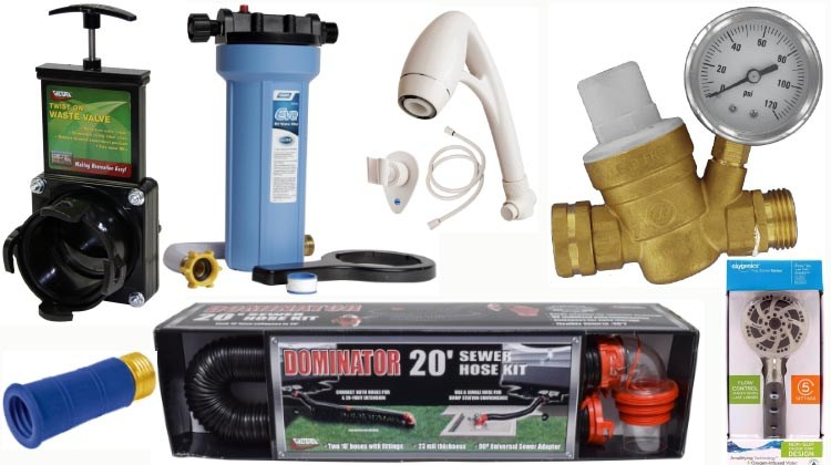 7 Must-Have Plumbing Accessories for RV Living