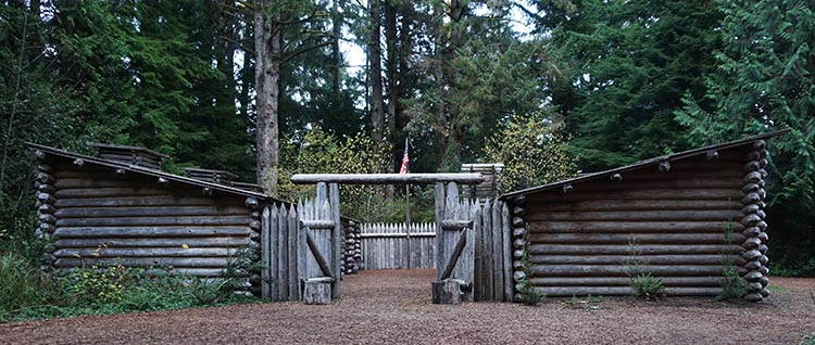 Review of Fort Stevens State Park, Northern Oregon Coast. Lewis and Clark National Park