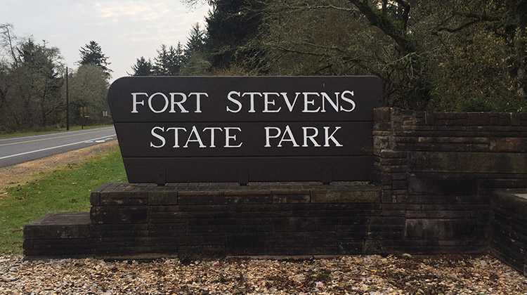 Review and video of Fort Stevens State Park, Northern Oregon Coast