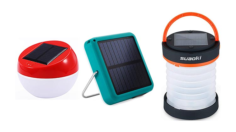 RV Accessories: Three Solar Lights for RV Living Compared