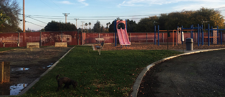 Review and Video of Tradewinds RV Park in Vallejo, near San Francisco. There is a small children's playground at the Tradewinds RV Park