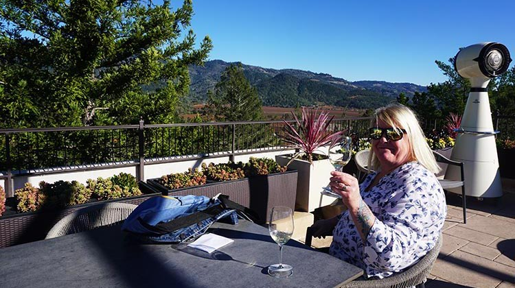 Winery Tours in Calistoga, Napa Valley, California