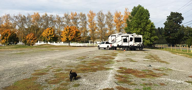 How to Get Free RV Camping with Harvest Hosts. We would rather be all alone than sardined into an RV park. This was a Harvest Hosts location in Aurora, Oregon. It is also great to be able to let the dogs roam free