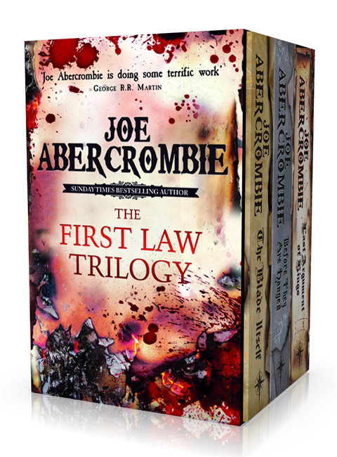 The First Law Trilogy - UK Paperback Box Set