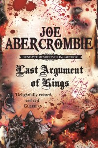Last Argument of Kings - UK Paperback