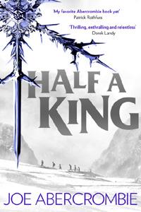 Half a King, UK edition