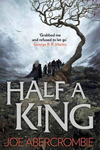 Half a King, UK Paperback