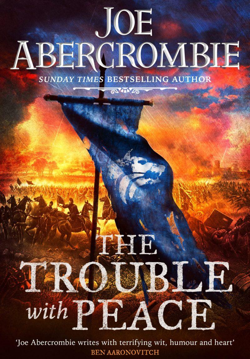 Joe Abercrombie A Little Hatred : abercrombie, little, hatred, Abercrombie