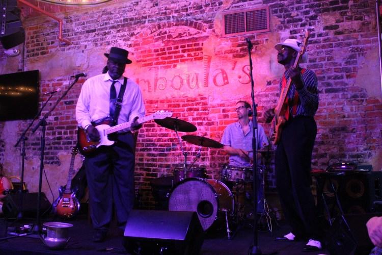 Great Blues on Frenchmen Street