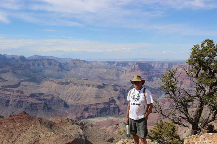 The Grand Canyon is one of the natural wonders on the world and should be on everyone's bucket list