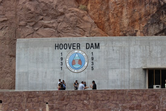 The construction of the Hoover Dam started in 1931 and was completed in 1936