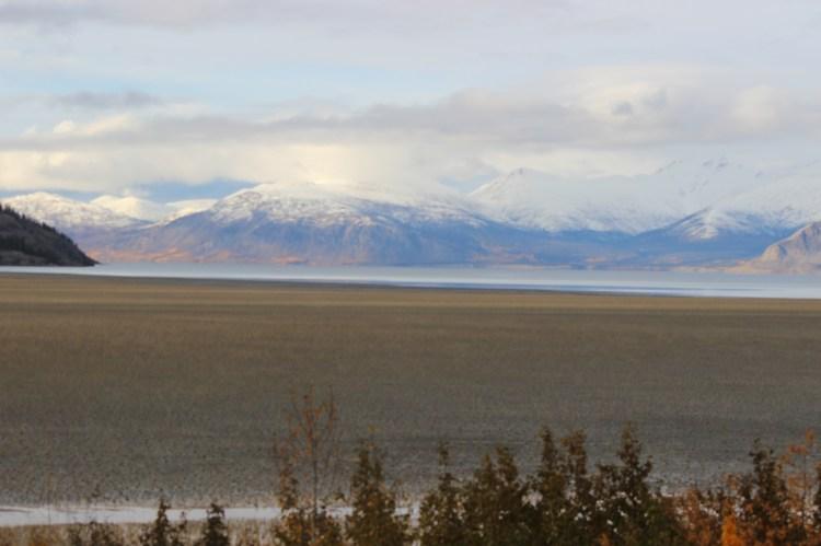 Kluane Lake, WOW!