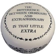 ordinary vs extraordinary