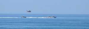Walks - Coast Guard Exercise