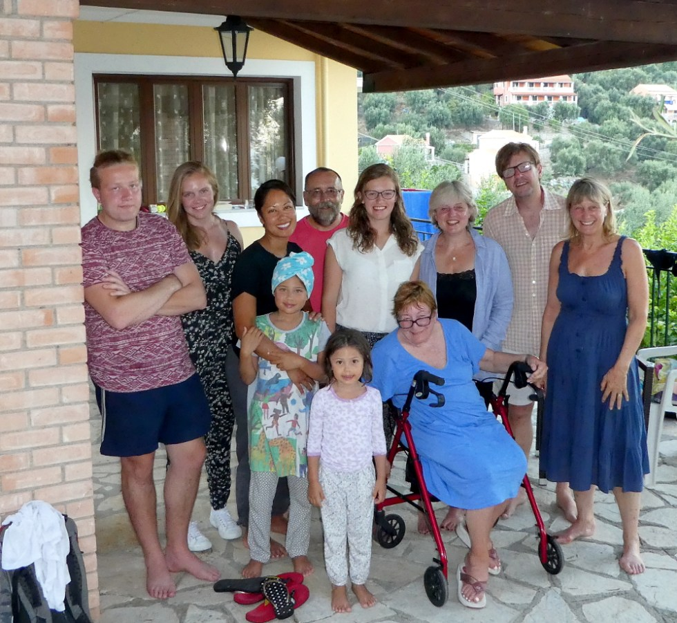 Trip - Our Family at Villa Andonis