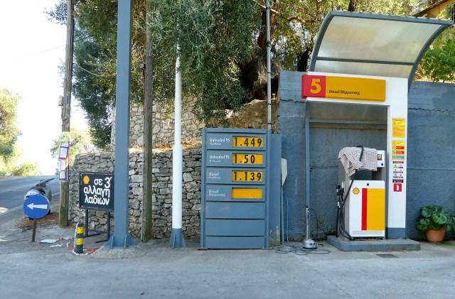 Gasoline Prices - July 2016