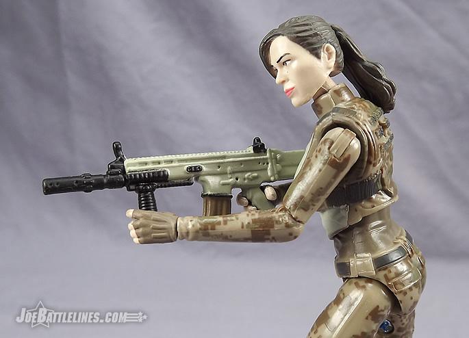 G.I. Joe Retaliation Lady Jaye