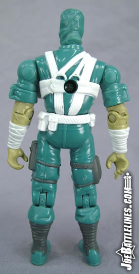 Cobra Ninja Trooper back