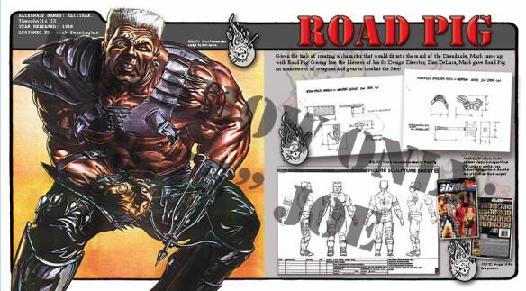 road-pig