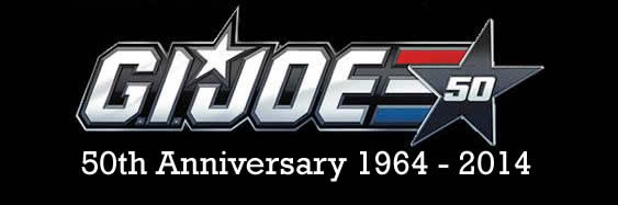 G.I. Joe 50th Anniversary collection