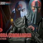 Sideshow's 1:6 Cobra Commander