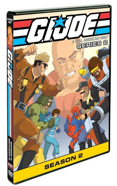 G.I. Joe: Series 2, Vol 2
